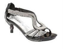 Sparkling Girls Heels