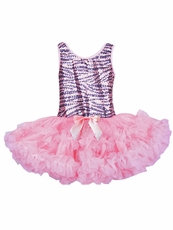 lt pink zebra