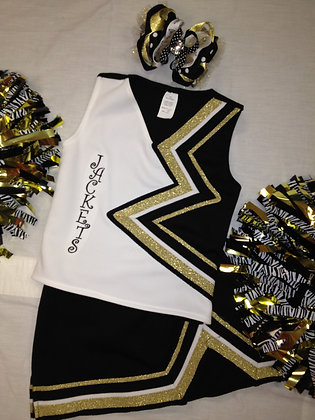 Black & Gold, style2