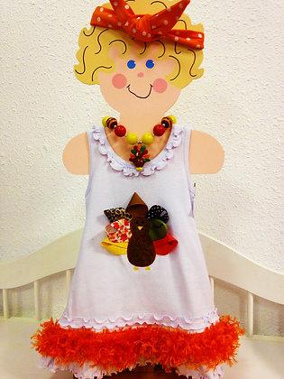 Custom Turkey Dress