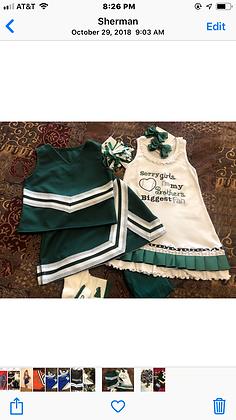 custom cheer dress