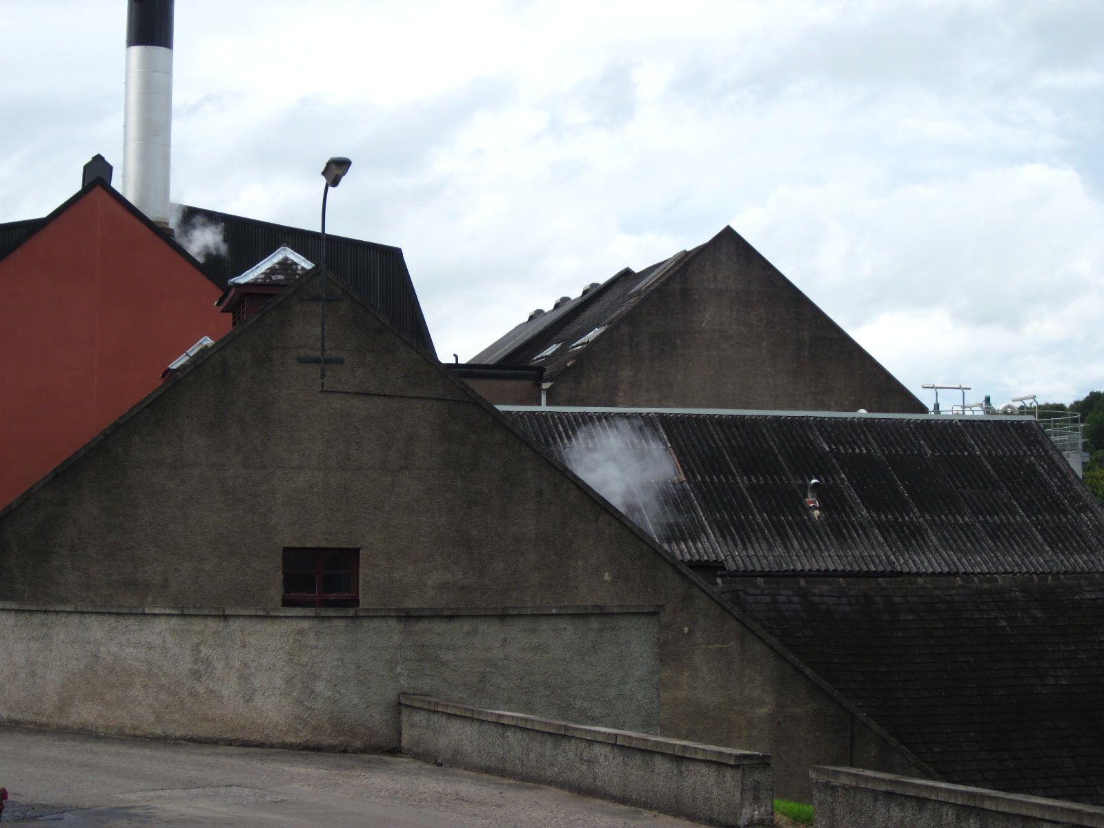 Balvenie Roofs