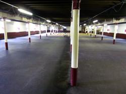 Balvenie Malting Floor Empty