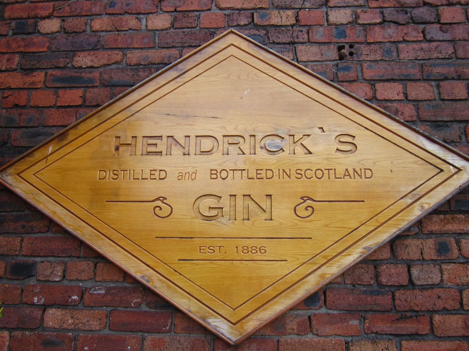 Hendricks Sign