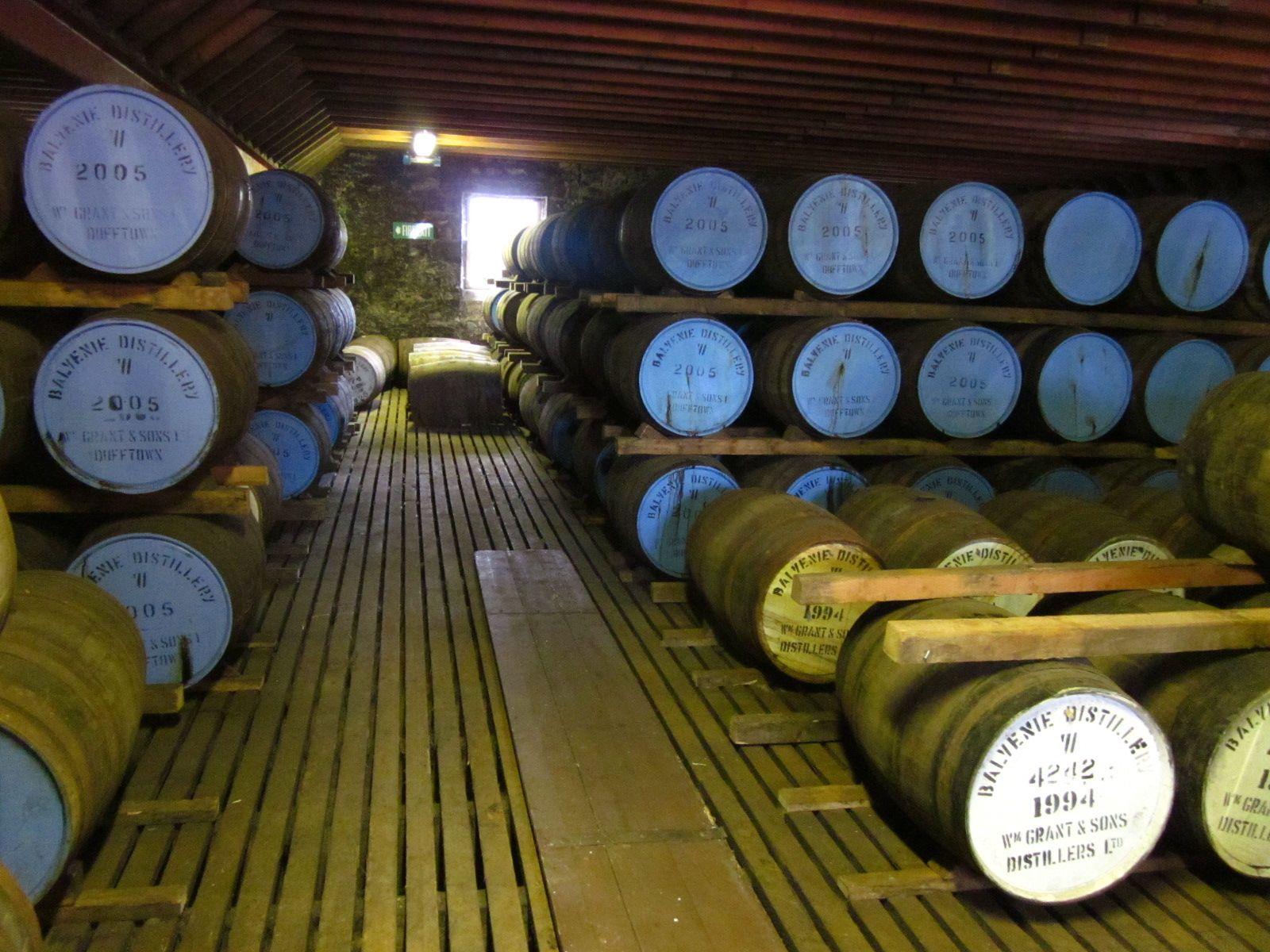 Balvenie Barrels 2
