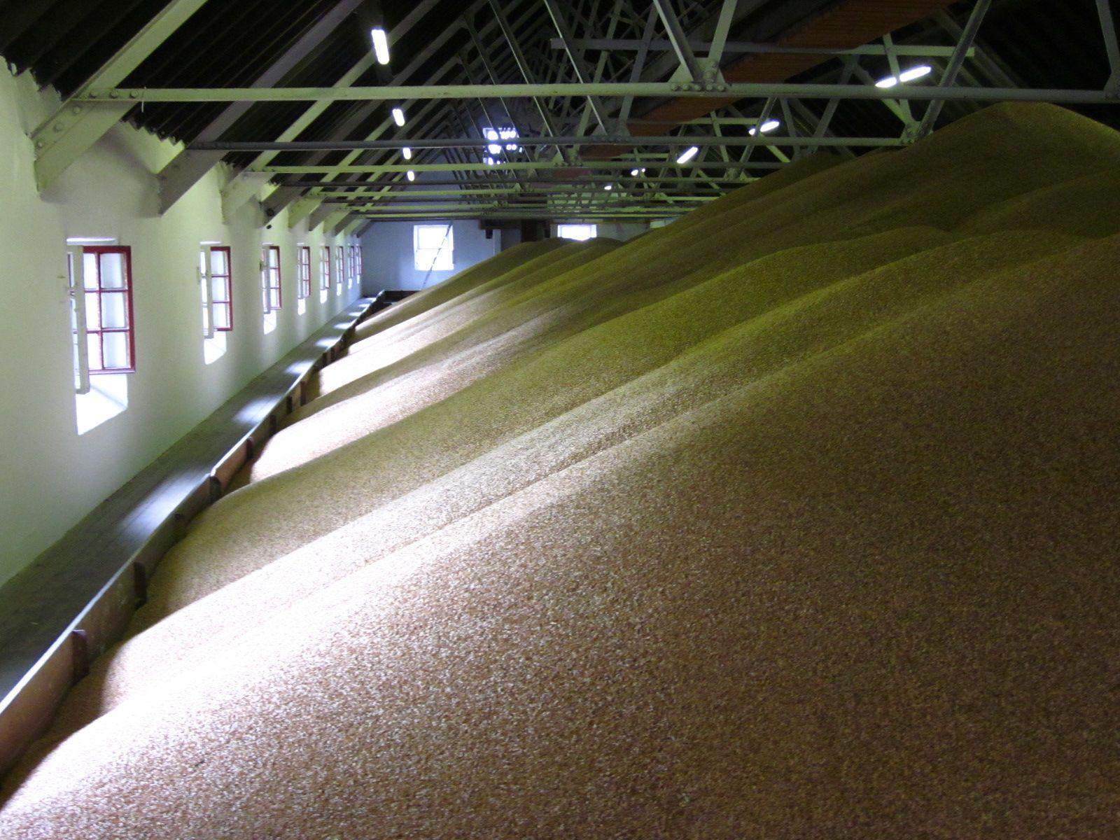 Balvenie Grains
