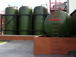 Hendriks Green Tanks
