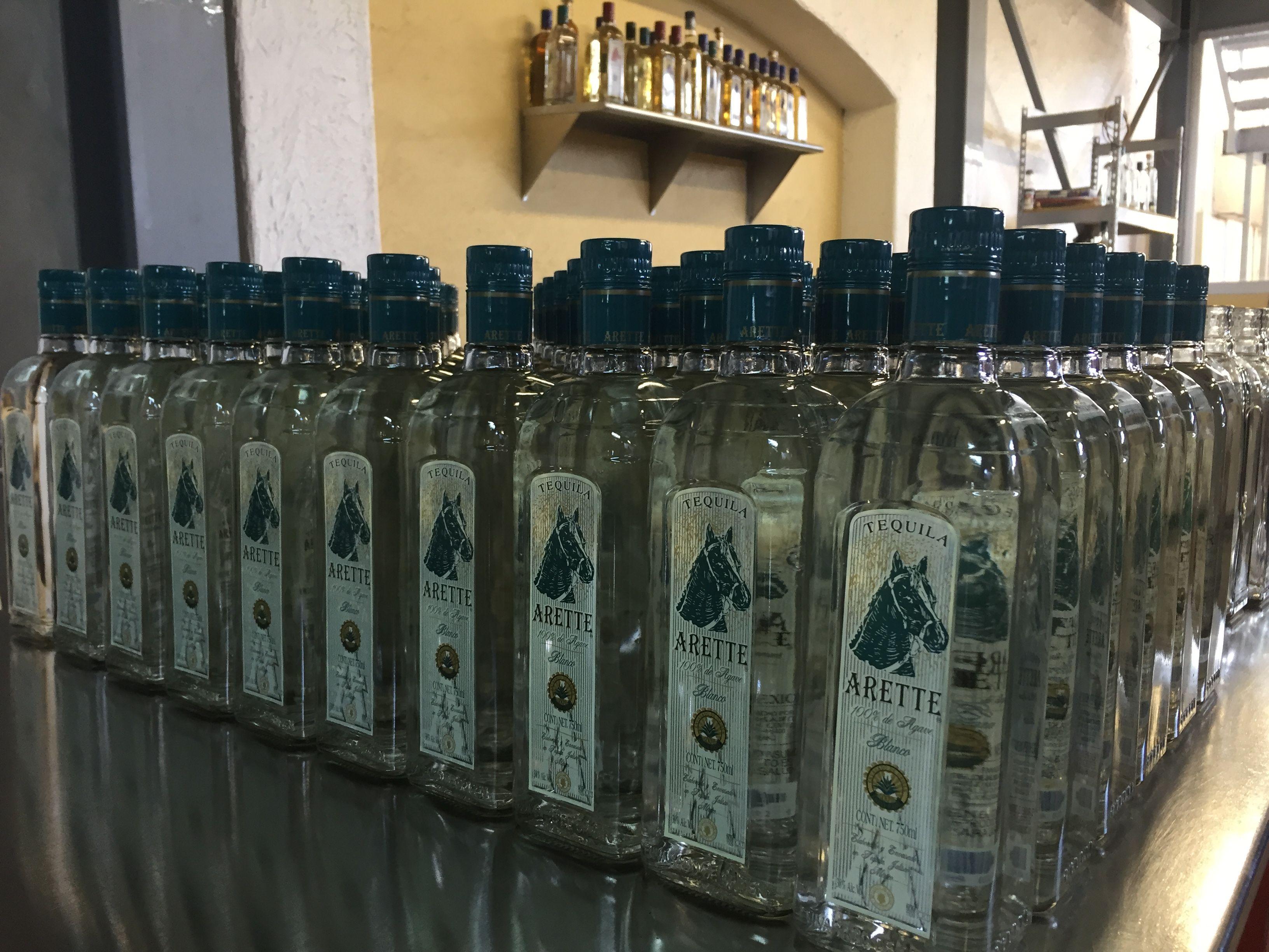 Arette Bottles