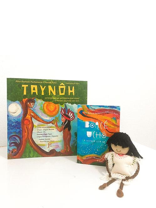 Boacé + Taynôh + Bonequinha Churiah