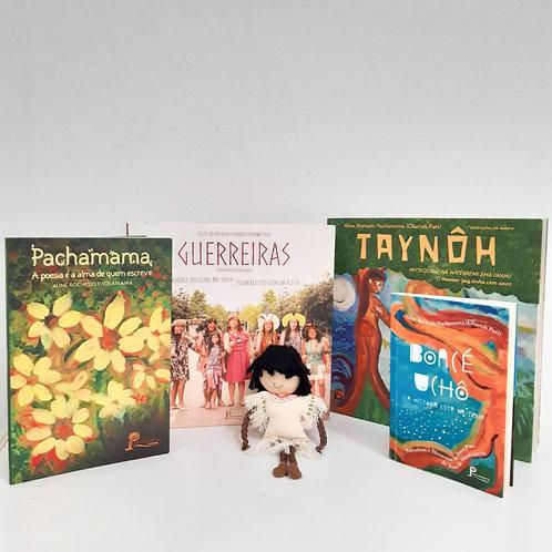 Boacé + Taynôh + Pachamama + Guerreiras + Bonequinha + Brinde
