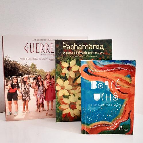 Guerreiras + Pachamama + Boacé