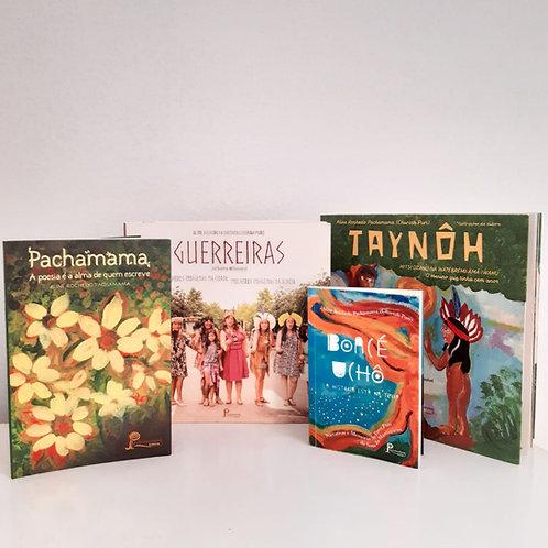 Guerreiras+ Taynôh + Boacé + Pachamama