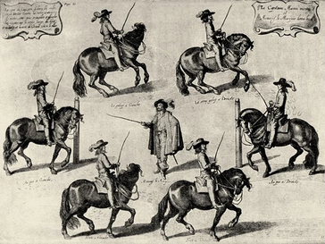 The History of Dressage - Continuation