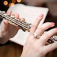 Suonare il flauto traverso