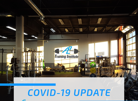 Covid-19 Update - Full Shutdown until March 30th