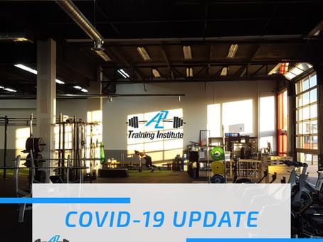Covid-19 Update - Full Shutdown until March 30th