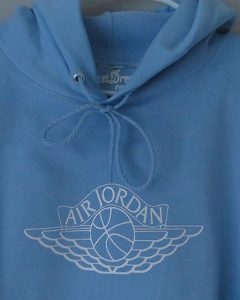 Custom bball hoodie