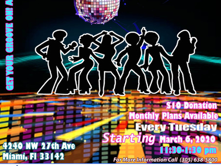 Linda's Line Dancing ⚜ Weekly Class Starting March 6, 2020    🌟 Sign-up Now 🌟