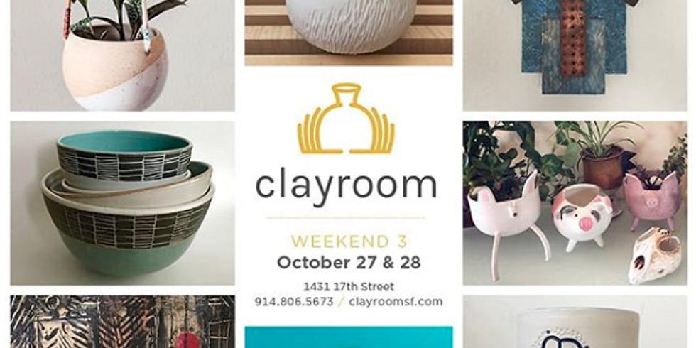 Artspan Open Studios (Clayroom)