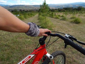 Ciclismo de montaña Cabañas Salto Negro