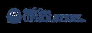 Mikes Custom Upholstery Logo CMYK-01.web