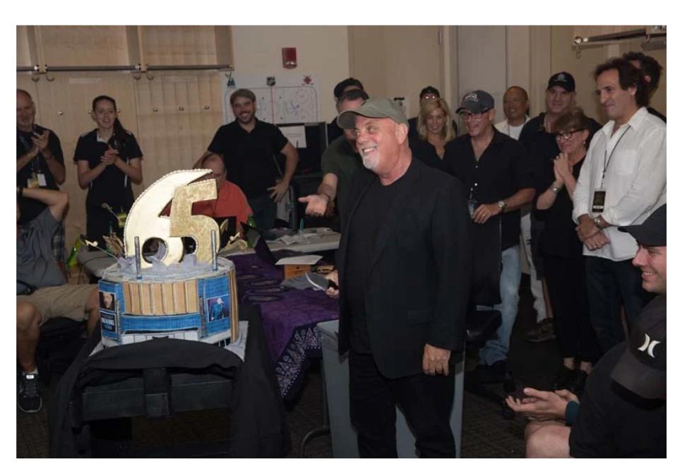 Billy Joel 65th