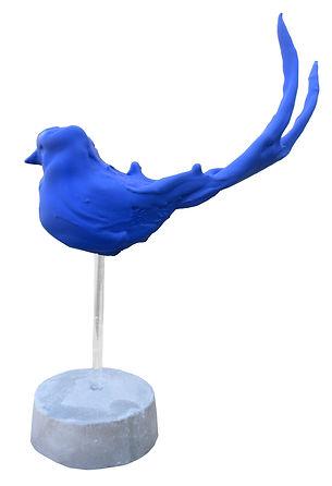 Sculptures d'oiseaux de Saône de Stalh