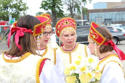 Festival 2019 Russian Dancing