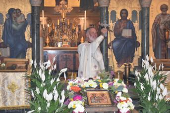Festival 2019 Divine Liturgy