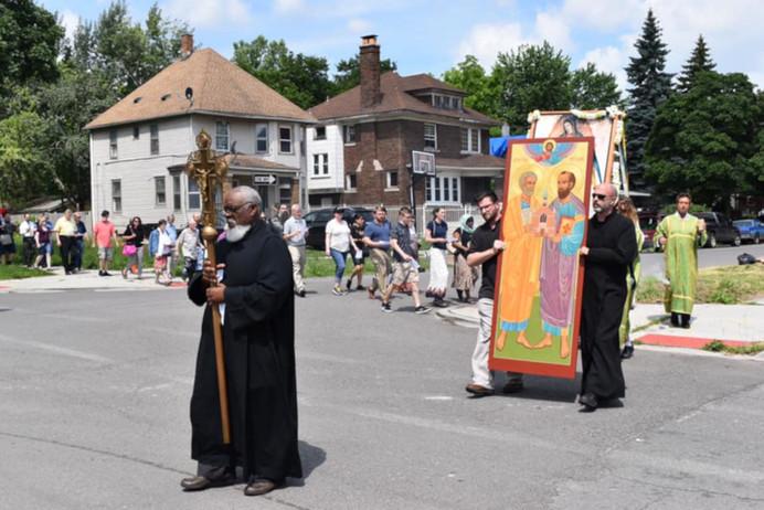 Festival 2019 Procession