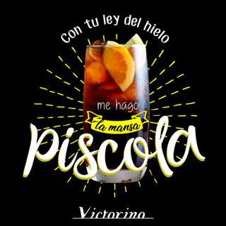 Piscola en Bar Victorino