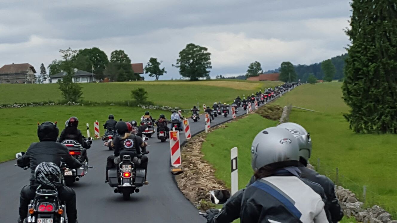 Journée des motards 26 juin 2016