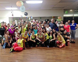 Private Group Zumba Class