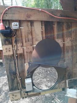 Porte poulailler automatique CKDort_42