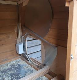 Porte poulailler automatique CKDort_115.