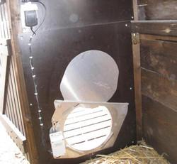 Porte poulailler automatique CKDort_22