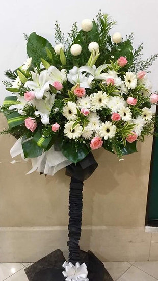 Condolence Wreath C3004