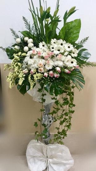 Condolence Wreath C3503