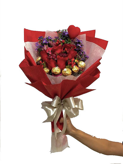 Chocolate Bouquet - Gestures Of Love