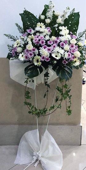 Condolence Wreath C2802
