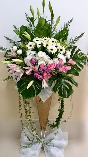 Condolence Wreath C3801