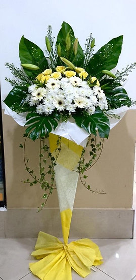 Condolence Wreath C2504