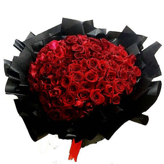 Waltz the third - 99 Red Roses