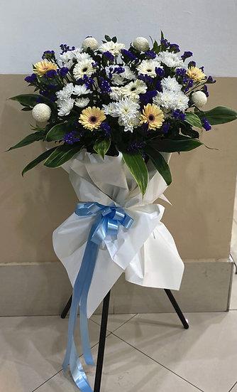Condolence Wreath C2301