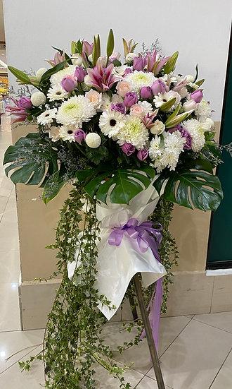Condolence Wreath C5003