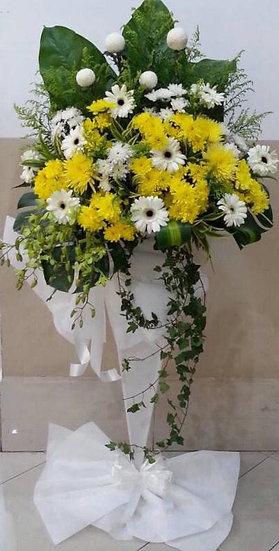 Condolence Wreath C2302