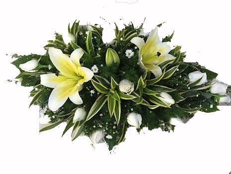 Oriental Lilies -Long & Low