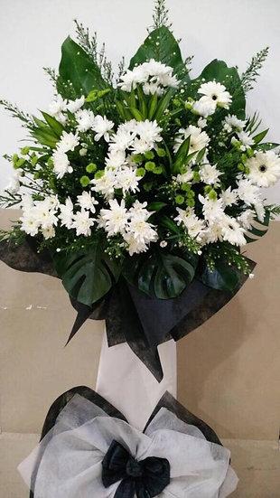 Condolence Wreath C2201