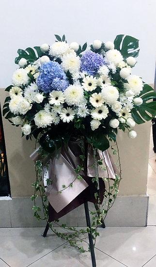 Condolence Wreath C5001