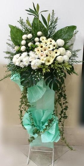 Condolence Wreath C3002